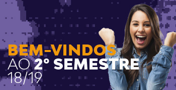Bem-Vindo ao 2º semestre|Universidade Lusófona